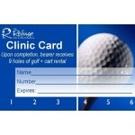 Golf Clinic Package